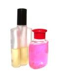 Produits de beauté et parfums. Photographie stock libre de droits