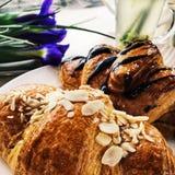 Produits de boulangerie photographie stock