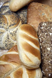 Produits de boulangerie Images libres de droits