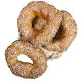 Produits de boulangerie Image stock
