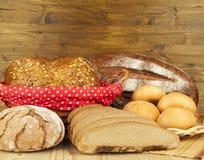 Produits de boulangerie Photographie stock libre de droits