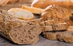 Produits de boulangerie d'Apetics dans la large variété Image stock
