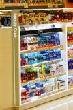 Produits de cosmétiques d'Olay Photo stock