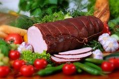 Produits de porc photo stock