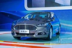 Produits de série de Chongqing Changan Ford Automobile Images libres de droits