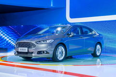 Produits de série de Chongqing Changan Ford Automobile Image libre de droits