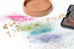 Produits de Skincare Photo stock