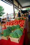 Produits frais du marché du ` s d'agriculteur Photo stock