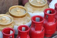 Produits Handcrafted Photographie stock libre de droits