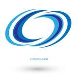 Produkci firmy logo Zdjęcia Stock