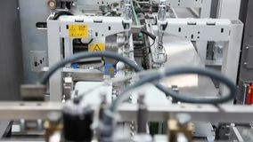 Produkcja - automatyzująca maszyna zbiory