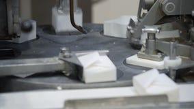 Produkcja chałupa sery w fabryce Serowa linia produkcyjna Serowa produkci linia zbiory
