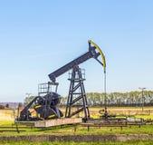 Produkcja kopalny olej w Usedom Obrazy Stock