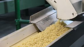 Produkcja makaron zbiory