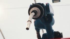 produkcja przemysłowa Automatyczny ruch robot zbiory wideo