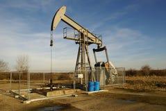 Produkcja ropy naftowej Obrazy Stock