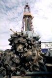 produkcja ropy naftowej Russia Zdjęcia Stock