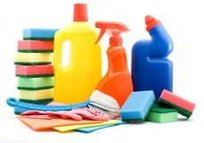 produktów czyszczących Zdjęcie Stock