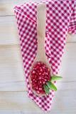 Produkt Autumn Season Pomegranates lizenzfreie stockbilder