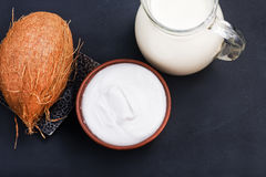 Produkt de noix de coco Photo libre de droits