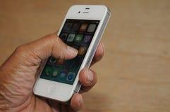 PRODUKT för IPHONE 5S APPLE arkivfoto