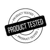 Produkt geprüfter Stempel Lizenzfreies Stockfoto