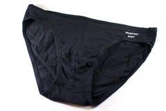 Produkt geschossen von Valentino Rudy Men Underwear Stockbilder