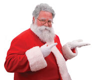 produkt Santa sprzedaje twój Fotografia Stock
