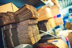 Produkt-Versand-Abteilung Stockbilder