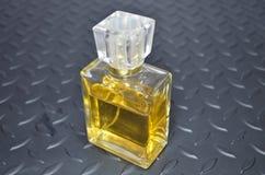 Produkte vom Parfüm Stockfotografie