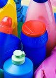 produkter för cleaning Royaltyfri Foto