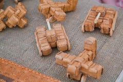 Produkter som göras av björkskäll Arkivfoton