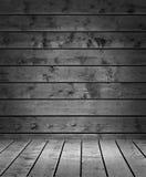 Produktfotomall Grey Wood Arkivbilder