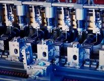 Produktion des elektronischen Bauelements Lizenzfreies Stockfoto
