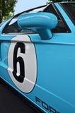Produktion Ford GT för första utveckling Royaltyfria Bilder