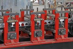 Produktionsausrüstungsmerkmal Stockfoto