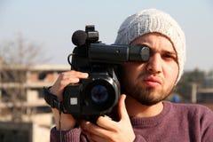 produktionvideo Fotografering för Bildbyråer