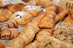 Produkts da padaria imagem de stock royalty free