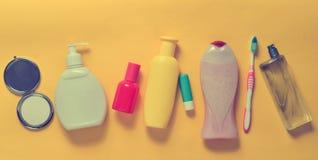 Produkty dla piękna, opieki i higieny, obrazy royalty free