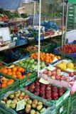 produkty spożywcze stojak Zdjęcie Stock