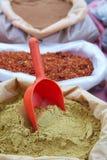 Produkty spożywcze suchy rynek Zdjęcie Royalty Free