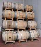Produção de vinho Foto de Stock Royalty Free