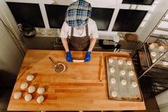 Produrre cannella deliziosa Rolls Fotografie Stock Libere da Diritti