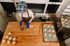 Produrre cannella deliziosa Rolls Fotografia Stock