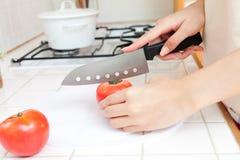 Produrre insalata Fotografia Stock