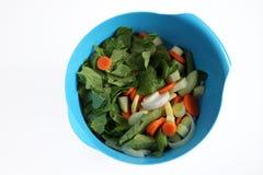 Produrre minestra Immagini Stock