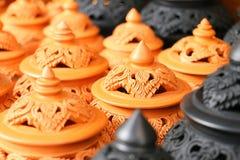 Produto de cerâmica do caixão Imagem de Stock