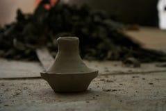 Produto de cerâmica só Fotografia de Stock Royalty Free