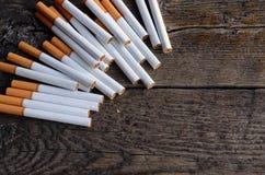 Produto de cigarro Imagem de Stock