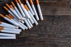 Produto de cigarro Foto de Stock Royalty Free